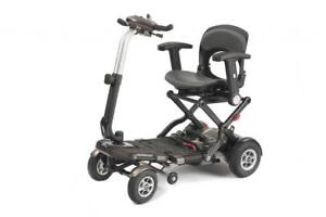 HEARTWAY S19 BRIO+ FOLDING TRAVEL SCOOTERS - NEW UNITS