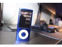 Apple iPod Nano 5th Generation - Blue