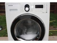 SAMSUNG 8KG WASHING MACHINE IN GOOD WORKING ORDER 3 MONTH WARRANTY & PAT TESTED