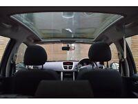 LAST PRICE!Peugeot 207 SW SPORT Long MOT 2008 1,6 Petrol 120 ps PANORAMIC ROOF not corsa, fiesta