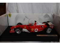 F1 model collection 1/18