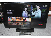 """Toshiba 32"""" HD TV with Freeview"""