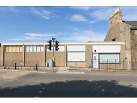 Commercial Property. Longstone Edinburgh. Office: Showroom: Warehouse: Workshop with Parking