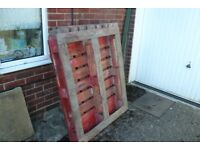 3 Pallets for Free Collection