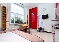 Stunning studio apartment in the heart of Marylebone