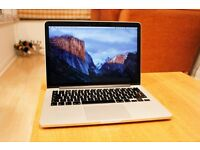 MacBook Pro - i5 - 256GB - 8GB - Early 2015 - Retina Force Touch - Perfect Condition