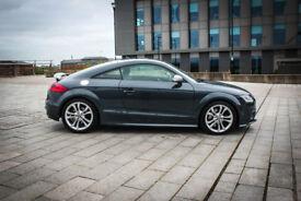 Audi TTS - Manual, Quattro, Meteor Grey - Excellent Condition