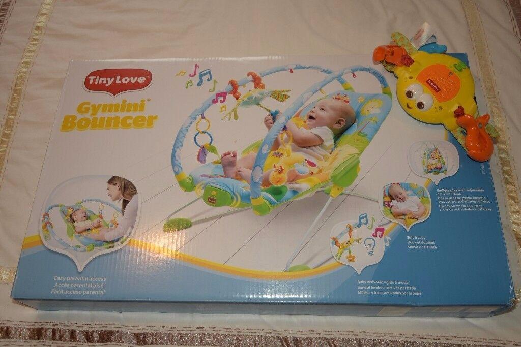 Tiny Love Gymini Bouncer