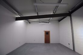 Space - 36 m2 or 400 sq ft to be rented for use as studio, workshop, office or storage.