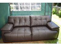 3 Seater sofa £150 - Price negotiable