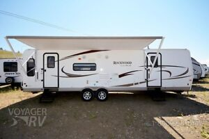 2011 Forest River Rockwood Signature 8314BSS