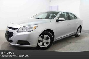 2016 Chevrolet MALIBU Limited LT *ÉCRAN TACTILE + BLUETOOTH *