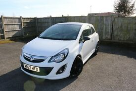 Vauxhall Corsa 1.2 i 16v Limited Edition 3dr. one owner only