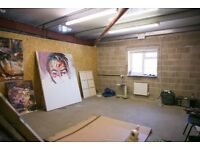 Large maker/artist space with natural light near Bristol Temple Meads: Freestone Studios