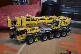 Technic lego models. x4