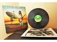 Steve Hillage : Motivation Radio