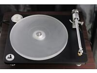 SOLD! Clearaudio Emotion Turntable with Satisfy Tonearm, Record player