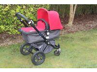 Bugaboo cameleon pram/stroller/buggy