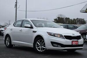 2011 Kia Optima LX 2.4L ENGINE | BLUETOOTH | SMOOTH RIDE