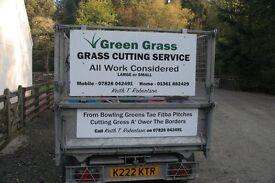Green-Grass - Grass Cutting & Garden Maintenance in Scottish Borders / East Lothian