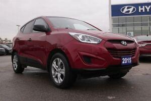 2015 Hyundai Tucson GL | HEATED FRONT SEATS | BLUETOOTH | CC