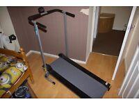Non motorised Manual Treadmill