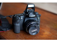 Canon EOS 60D + 50mm Canon Lens - Used, Great Condition