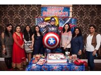 Childrens Party AVENGERS MINIONS MASCOT HIRE KIDS LONDON NORTH SOUTH EAST WEST MEET GREET PAW PATROL