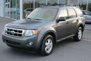 2011 Ford Escape XLT*4*4*V6*AC*CRUISE*AUX*MAGS