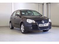 2008 Volkswagen Polo 1.2 Match 5dr Full VW Sevice History