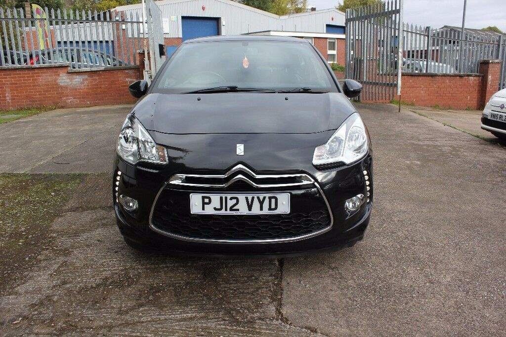 Citroen DS3 1.6 e-HDi Airdream DStyle