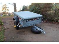 Erde 142 trailer - good clean condition