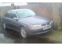 2002 Vauxhall vectra 2.0 dti