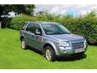 For Sale Landrover Freelander 2 2.2 TD4 XS 5dr 2007 Good Condition 1 Owner