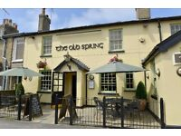 Painting and General Maintenance Cambridge across Two Central Cambridge Pubs