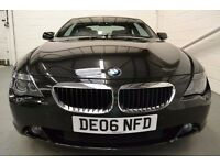 BMW 6 SERIES 3.0 630i Sport 2dr - M Package - Rare Manual - Great Condition
