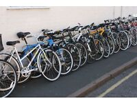 Student University Used Secondhand Bikes forsale Mountain Town Road Racing Hybrid bikes from £60