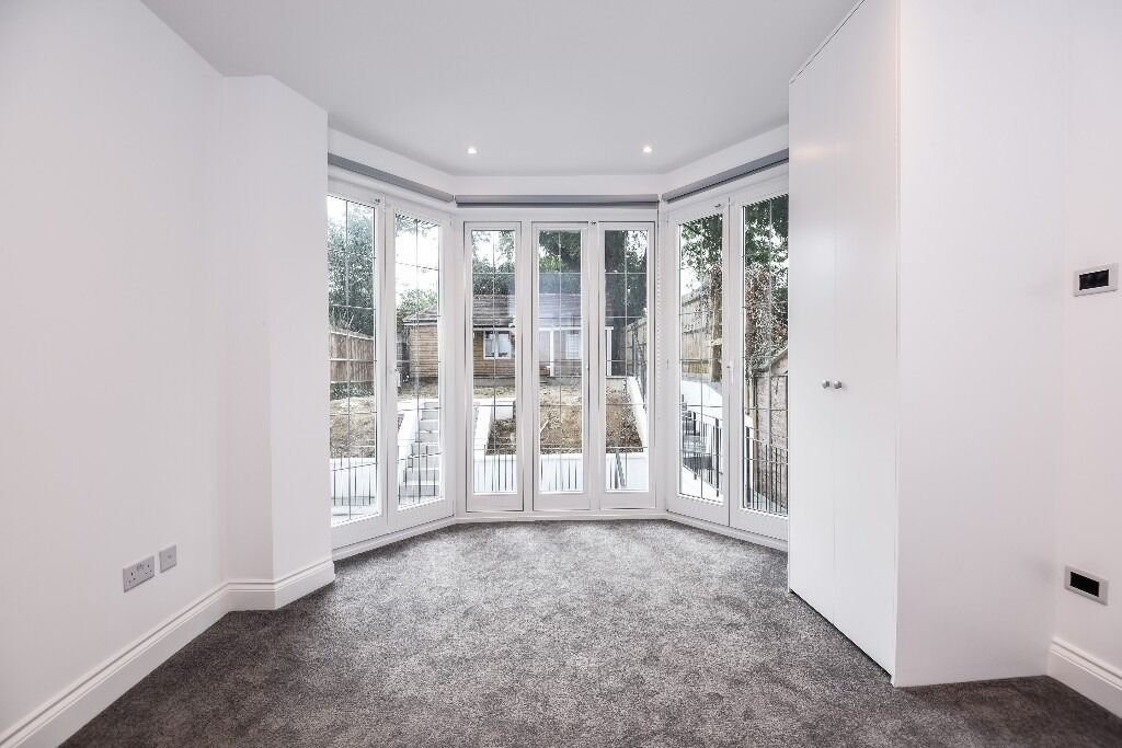 A brand new refurbished two bedroom, two bathroom maisonette.