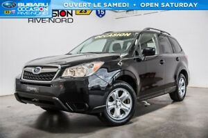 2014 Subaru Forester BLUETOOTH+SIEGES.CHAUFFANTS