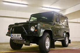 Land Rover Defender 90 2.5 TD5 County 3dr
