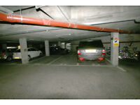 PARKING BAY FOR RENT E14 6JL London East Limehouse Canary Whalf space secure gated underground CCTV
