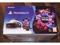 SONY PS4 VR HEADSET + CAMERA - PSVR BUNDLE