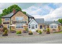 Passionate chef required for large village pub/restaurant, Gastard, Corsham, Wiltshire