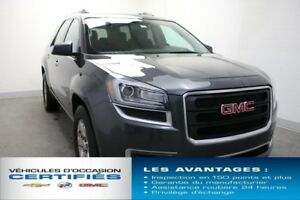 2014 GMC Acadia 2WD SLE2 7 PASSAGERS DEM.DISTANCE