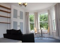 WEST HAMPSTEAD-Bright, Self-Contained, Newly Decorated, 1st Floor STUDIO FLAT with Kitchen & Bthrm