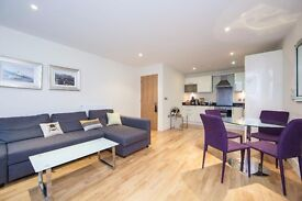 ** LUXURY STYLE 1 BED APARTMENT BALCONY AND GYM IN CANARY WHARF, E14, CALL NOW!! - AW