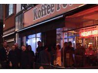 Shift Supervisor - Koffee Pot Manchester