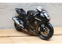 Guy Martin replica race bike