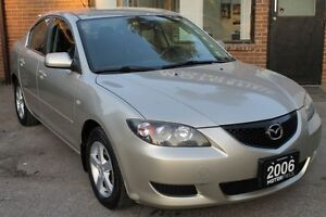 2006 Mazda MAZDA3 GS *ONE OWNER | NO ACCIDENTS | WARRANTY*