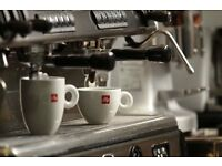 Busy Coffee shop looking for an experienced Barista